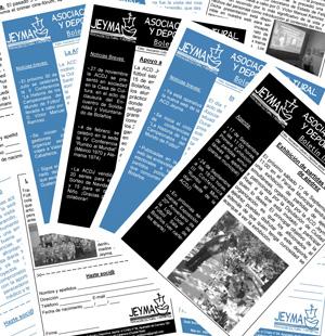 formatos de boletines informativos