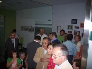 Inauguración de la sede social de la ACD Jeyma