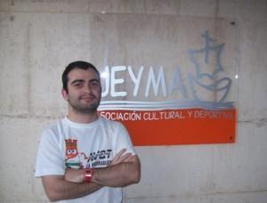 D. Víctor Manuel Ramírez, nuevo presidente de la Asociación Cultural y Deportiva Jeyma