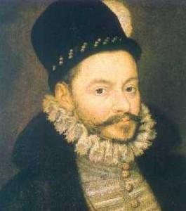 Antonio Pérez (1540-1611), secretario de Estado de Felipe II