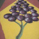 Imagen del segundo motivo de la alfombra
