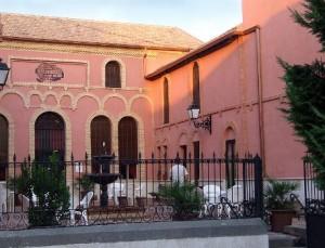 'Casino de la Verja', donde tiene lugar el curso organizado por la ACD Jeyma