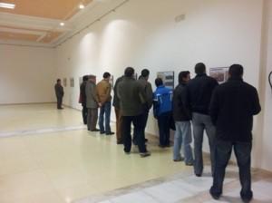 En la exposición itinerante acerca de la Batalla de las Navas de Tolosa
