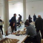 Imagen de la primera ronda del II Torneo de Ajedrez ACD Jeyma