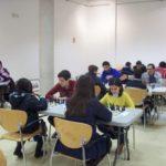 Disputa de la segunda ronda del torneo