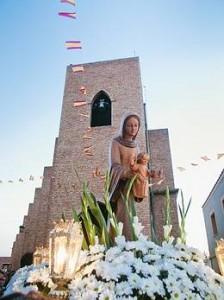 Fiestas del Barrio de Santa María (Bolaños, Agosto 2013)