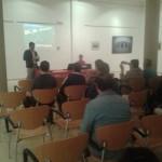 Instante de la conferencia de María del Prado Fernández 03