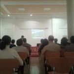Instante de la conferencia de María del Prado Fernández 09