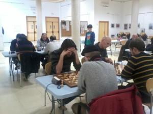 Primeras partidas del torneo ACD Jeyma