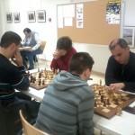 Segunda ronda del torneo