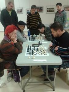 Primera ronda del III Torneo ACD Jeyma