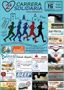 II Carrera Solidaria ACD Jeyma Bolaños 2016