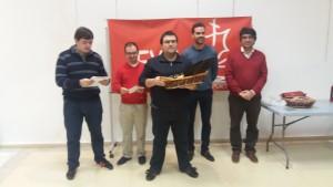 El MI Ángel Espinosa ganó por segunda vez en su carrera el Torneo ACD Jeyma