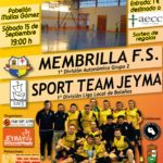 Sport Team Jeyma-Membrilla